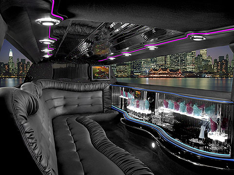 Stark Livery Service Fleet Limousine Party Buses Suv Limos Stretch Limousines Mega Limo Party Bus