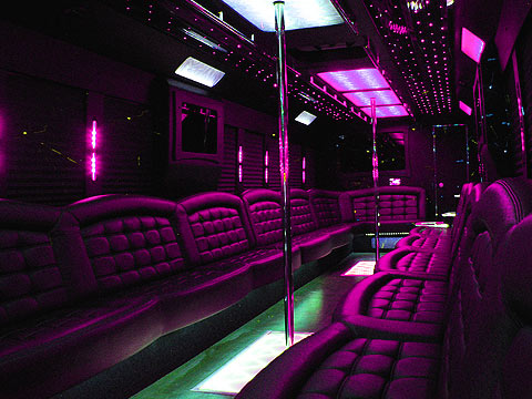 Minneapolis Mn 2019 Final Four Limo Service Party Bus